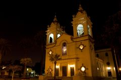 Five Wounds Portuguese National Church Royalty Free Stock Photography