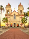 Five Wounds Portuguese National Church Royalty Free Stock Photo