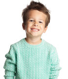 Five Year Old Boy Royalty Free Stock Images