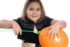 Five Year Old Girl Stock Photography