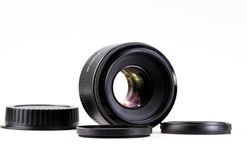 Fix 50mm lens Royalty Free Stock Photos