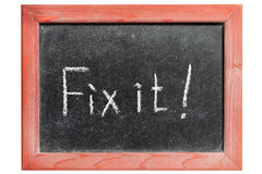 Fix it Stock Images