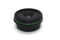 Fix focus lens Royalty Free Stock Photo