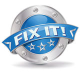 Fix it Royalty Free Stock Photos