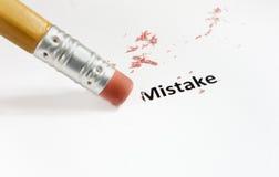 Fixação do erro Fotos de Stock