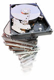 Fixed Disks Stock Photography