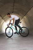 Fixed gear bike. Stock Images