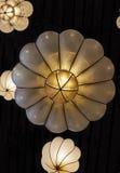 fixtures light spherical Στοκ Εικόνα