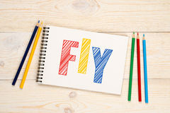 FIY, fix it yourself concept Stock Photos