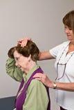 Fizyczna terapia Zdjęcia Stock