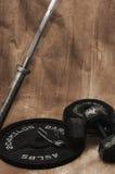 fizyczne fitness narzędzi zdjęcie stock