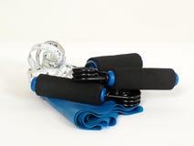fizyczne fitness narzędzi Obraz Royalty Free