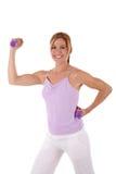 fizycznej fitness szkolenia Zdjęcia Royalty Free