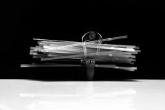Fizz stopper Royalty Free Stock Photos