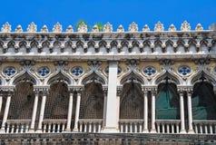 Fizzarotti Palace. Bari. Apulia. Stock Photos