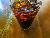 Fizzy Soft Drink or whiskey and coke?. Is this fizzy Soft Drink or whiskey and coke? Could be both Stock Images