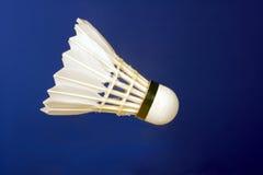 Fjäderbollar för badminton Royaltyfri Foto