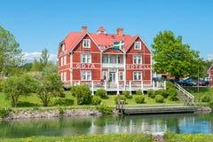 Fjädra i Sverige Royaltyfri Bild