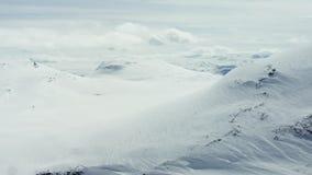 Fjällängarna av västra Norge lager videofilmer