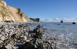 Fjärd för mannolla-krig, Dorset, England Royaltyfri Bild