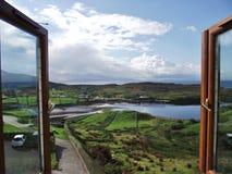 Fjärd i nordvästliga Irland, Europa Arkivbilder