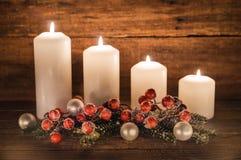 Fjärde advent royaltyfri foto
