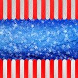 fjärde självständighet juli för dag Arkivfoto
