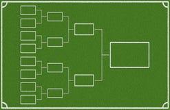 Fjärdedelfinal Royaltyfria Foton