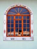 Fjärdfönster Royaltyfri Fotografi