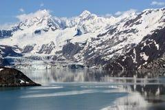 fjärdglaciär Fotografering för Bildbyråer