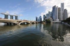 fjärdmarina singapore Royaltyfri Bild