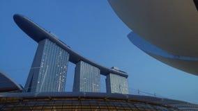 fjärdmarinaen sands singapore Fotografering för Bildbyråer