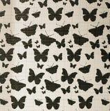Fjärilsabstrakt begrepp Royaltyfria Bilder