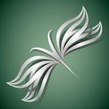 fjärilsbegreppsvektor Royaltyfri Bild