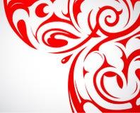 fjärilsdelvinge Royaltyfri Bild