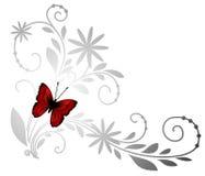 fjärilsred Arkivfoton