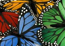 fjärilsstapel Arkivfoto
