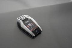 Fjärrkontroll med lcd-panelen för bil Arkivfoton