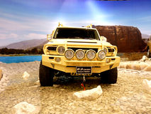 FJ Cruiser Desert Raider Royalty Free Stock Photo