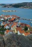 Fjallbacka Suède Photographie stock
