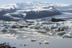 Fjallsárlón Glacier Lagoon Royalty Free Stock Photo