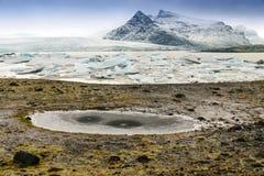Fjallsárlón, Iceland Royalty Free Stock Photos