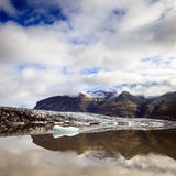 Fjallsarlon lodowa laguna Fotografia Stock