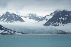 Fjord 2009 de Magdalenen Images stock