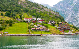 Fjord photos stock