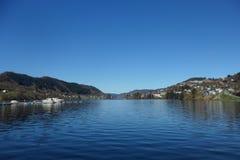fjord Stockfoto