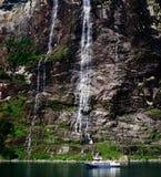fjord Fotos de Stock Royalty Free