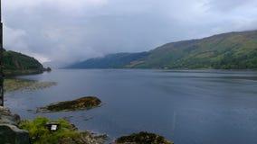 fjord Arkivfoto