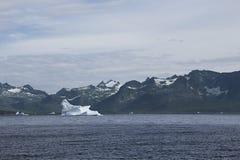 Fjord Obraz Royalty Free