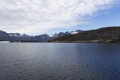 fjord Zdjęcie Royalty Free